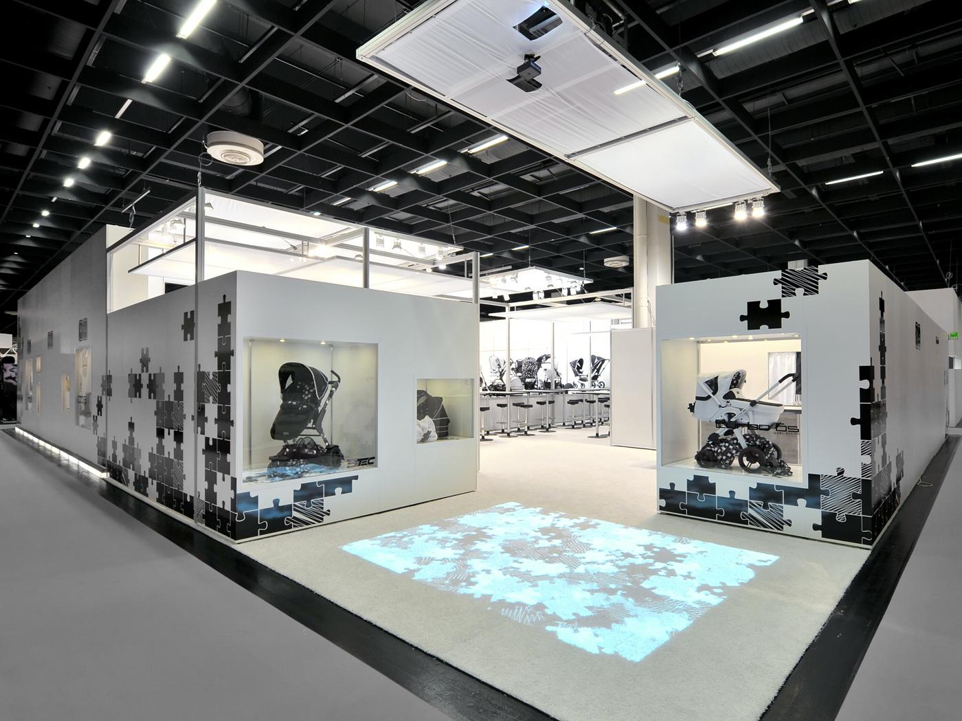 FX Design - Messestand - ABC Kind und Jugend 2011