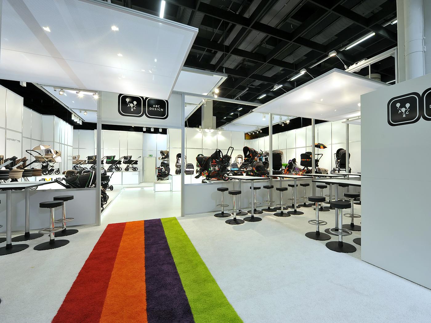 FX Design - Messestand - ABC Kind & Jugend 2012