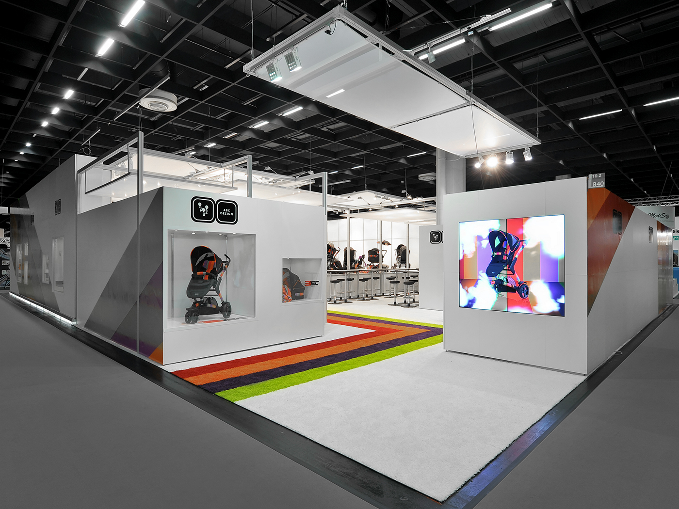 FX Design - Messestand - ABC Kind & Jugend 2012